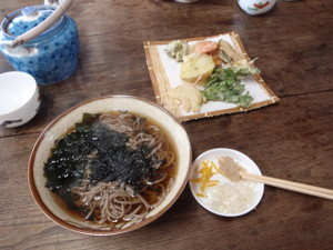 Lunch_soba_tempra